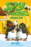 Spy Penguins: Golden Egg