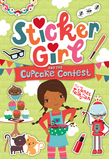Sticker Girl and the Cupcake Challenge