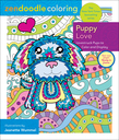 Zendoodle Coloring: Puppy Love