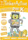 TinkerActive Workbooks: Pre-K English Language Arts