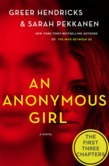 An Anonymous Girl: The First Three Chapters