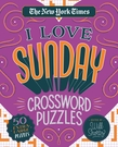 The New York Times I Love Sunday Crossword Puzzles