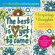 Zendoodle Colorscapes: Inspiring Thoughts