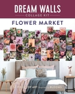 Dream Walls Collage Kit: Flower Market