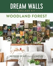 Dream Walls Collage Kit: Woodland Forest