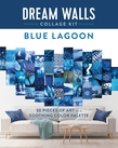 Dream Walls Collage Kit: Blue Lagoon