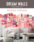 Dream Walls Collage Kit: Blush Crush