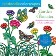 Zendoodle Colorscapes: Garden Beauties