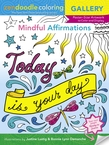 Zendoodle Coloring Gallery: Mindful Affirmations