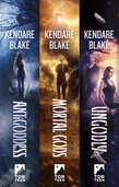 The Goddess War Trilogy