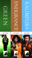 The Green Universe Trilogy