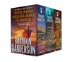 Stormlight Archive MM Boxed Set I, Books 1-3