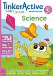 TinkerActive Early Skills Science Workbook Ages 3+
