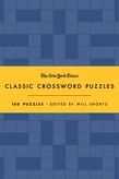 The New York Times Classic Crossword Puzzles (Blue and Yellow)