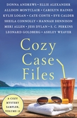 Cozy Case Files, A Cozy Mystery Sampler, Volume 12