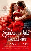 The Scandalous Duke Takes a Bride