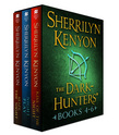 The Dark-Hunters, Books 4-6