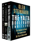 The Yalta Boulevard Thrillers, Books 1-3