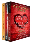 The Archie Sheridan and Gretchen Lowell Series, Books 1-3
