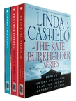 The Kate Burkholder Series, Books 1-3
