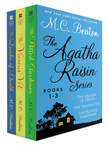 The Agatha Raisin Series, Books 1-3
