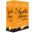 The Agatha Raisin Series, Books 1-25