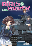 Girls Und Panzer Vol. 3