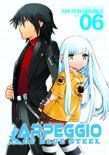 Arpeggio of Blue Steel Vol. 6