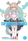 Miss Kobayashi's Dragon Maid Vol. 2