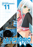 Arpeggio of Blue Steel Vol. 11