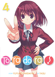 Toradora! (Light Novel) Vol. 4