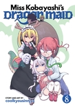 Miss Kobayashi's Dragon Maid Vol. 8