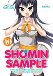 Shomin Sample: I Was Abducted by an Elite All-Girls School as a Sample Commoner Vol. 10