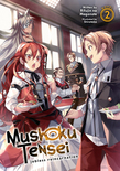 Mushoku Tensei: Jobless Reincarnation (Light Novel) Vol. 2