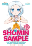 Shomin Sample: I Was Abducted by an Elite All-Girls School as a Sample Commoner Vol. 11
