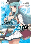 Arifureta: From Commonplace to World's Strongest ZERO (Light Novel) Vol. 2