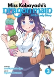 Miss Kobayashi's Dragon Maid: Elma's Office Lady Diary Vol. 3