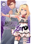 Arifureta: From Commonplace to World's Strongest ZERO (Manga) Vol. 3