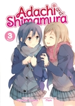 Adachi and Shimamura (Light Novel) Vol. 3
