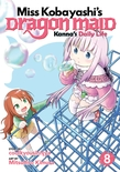 Miss Kobayashi's Dragon Maid: Kanna's Daily Life Vol. 8