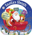 Carry-Along Tab Book: Santa's Sleigh