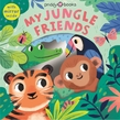 Animal Peep-Through: My Jungle Friends