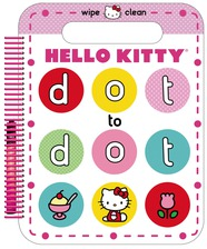 Hello Kitty: Wipe Clean Dot to Dot