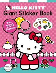Hello Kitty: Giant Sticker Book