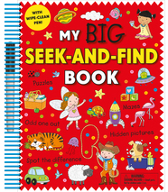 My Big Seek-and-Find Book