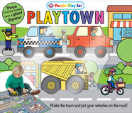 Puzzle Play Set: PLAYTOWN
