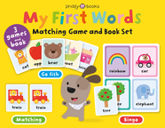 My First Words Matching Game and Book Set