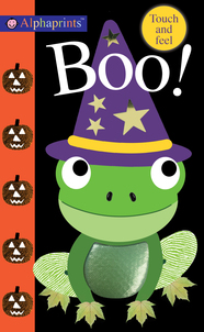 Alphaprints: Boo!