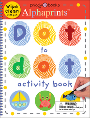 Alphaprints Dot to Dot Activity Book