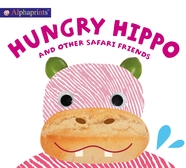Alphaprints: Hungry Hippo and other safari animals